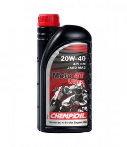 CHEMPIOIL Moto 4T Ultra