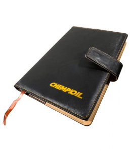 CHEMPIOIL Notebook